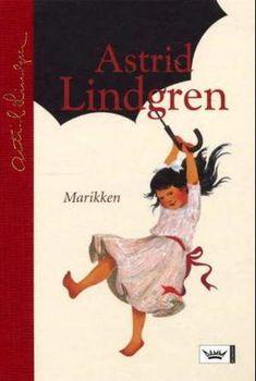 """""""Marikken"""" av Astrid Lindgren Reading, Cover, Books, Astrid Lindgren, Livros, Book, The Reader, Slipcovers, Blankets"""