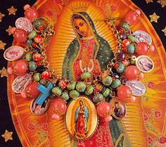 Our Lady of Guadalupe Charm...  from inspirational