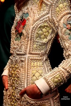 Balmain Women's Fashion RTW (details) | Purely Inspiration