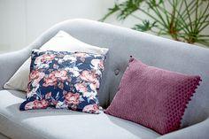 EGEDAL sofa i bohem-stil | Skandinaviske hjem, nordisk design, Nordic Retro, Skandinavisk design, nordiske hjem, retro | JYSK