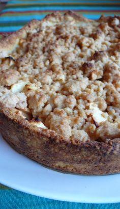 Peren-appel-kruimeltaart  recept