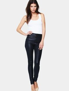 Love Label High Waisted Skinny Jeans - Black, http://www.littlewoods.com/love-label-high-waisted-skinny-jeans---black/1183112182.prd