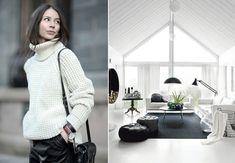 Moda + Décor - Minimalismo. Veja: http://www.casadevalentina.com.br/blog/detalhes/moda-+-decor--minimalismo-2957 decor #decoracao #interior #design #casa #home #house #idea #ideia #detalhes #details #style #estilo #casadevalentina #color #cor #moda #fashion #minimalista #minimalist #livingroom #saladeestar