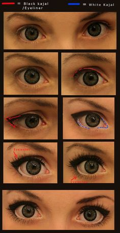 Eye Makeup Tutorials | Eye Makeup