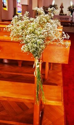 Arreglos Iglesia Para Boda | decoracion para la iglesia decorar la iglesia para la boda religiosa ...