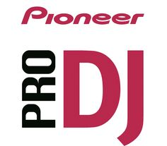 Pioneer DJ Logo   Pioneer Logo