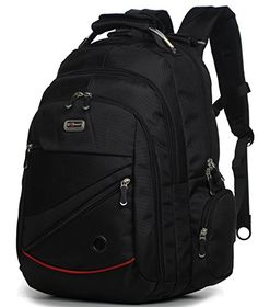 d3f3153b813f Bagland Business Laptop Travel Sports School Backpack Bag Black BAGLAND  http   www.
