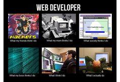 So true, so, so true (for pretty much any developer!)