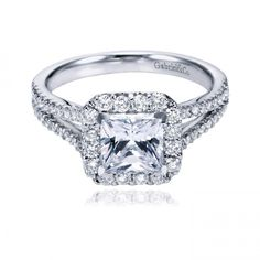 Gabriel & Co. - Engagement Ring $2,420.00