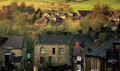 Saddleworth, Greater Manchester: 'They're <em>very</em> community minded here.' Photograph: Christopher Thomond for the Guardian. Click on the picture for a fuller frame
