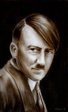 """Thanks, Doqida. Quirky modern view of Adolf Hitler. His nicknames through his life? Adi, Dolferl, Dolf, Alf and his staff always addressed him simply as """"Chef."""" (the Boss)."""
