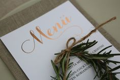 style wedding stationary | Papeterie | Wedding | More information: www.herzdruck.at | contact us: hello@herzdruck.at