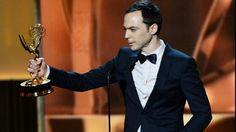 #JimParsons #charisma #EmmyAwards2013 #Emmy #thebestactor #comedi #sympathetic