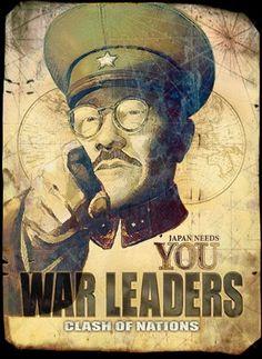 Brushead: La Gran Guerra