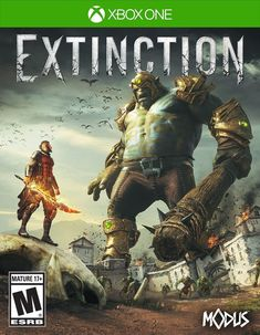 Acheter Extinction Deluxe Edition Xbox ONE Xbox Jeux Xbox One, Xbox 1, Playstation Games, Xbox One Games, Ps4 Games, Instant Gaming, Waves After Waves, Mission Complete, Gaming Tips
