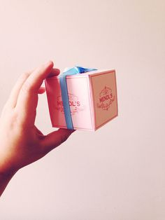 DIY Mendl's Box  The Grand Budapest Hotel Gift by SleepyMountain, $5.00