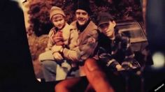 Pilot - photograph of John with young Dean and Sam