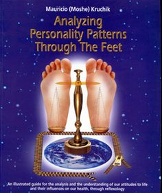 Book - Analyzing Personality Patterns through the feet - Large