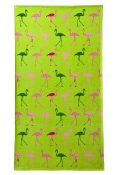 Love pink flamingos!
