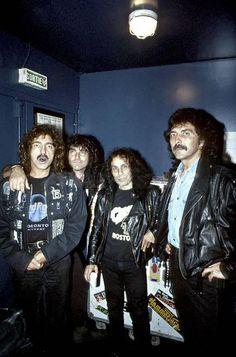 Black Sabbath with Ronnie James DIO........