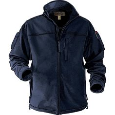 Grab a Shoreman's Windproof Fleece Jacket. Built with a windproof, waterproof yet breathable membrane. Keeps you warm between 15°F to 30°F.