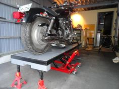 chopcult - DIY Motorcycle Lift/Table - Page 3