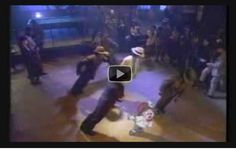 Michael Jackson dances with Alvin the Chipmunk in this Youtube video from Rockin' with the Chipmunks. #michaeljackson #chipmunks