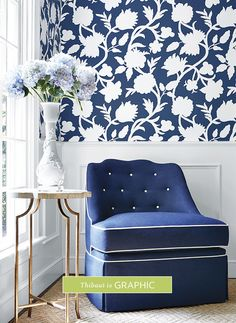 Designer Wallpaper, Fine Fabrics & High End Furniture | Thibaut