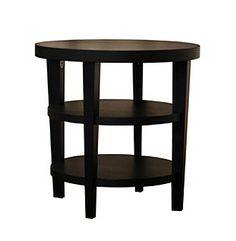 Product: Baxton Studios Charleston Modern Wood End Table