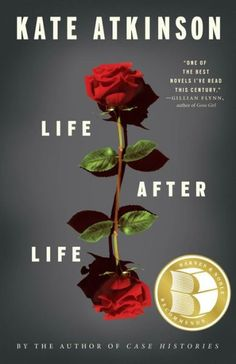 Life After Life - By Kate Atkinson. waiting to get this one from the library...
