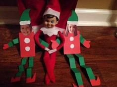 Pictures, Places, And Things (And People Too!): Elf On The Shelf