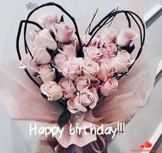 Ideas Birthday Love Message Friends For 2019 Birthday Greetings For Facebook, Happy Birthday Wishes Cards, Happy Birthday Flower, Happy 16th Birthday, Birthday Wishes For Friend, Happy Birthday Beautiful, Birthday Blessings, Birthday Wishes Quotes, Happy Birthday Pictures