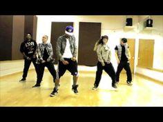 Jacob Latimore on Angel B Choreography - Robot