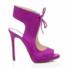 Zapato de color rosa :)