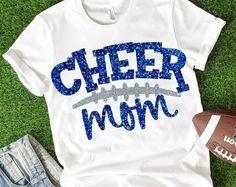 Cheer Mom Glitter T-Shirt, Cheer Mom Shirts, Cheer Dance T-Shirts, Cute Cheer Mom Shirt, Cheerleader Cheer Coach Shirts, Cheerleading Shirts, Cheer Coaches, Sports Shirts, Cheerleading Stunting, Cute Cheer Shirts, Cheerleader Gift, Cheerleading Photos, Team Shirts