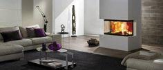 Chimeneas de diseño vanguardista y minimalista | ABC Xemeneies