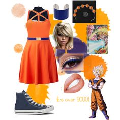 Dragonball Z outfit