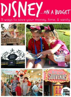 11 Ways to Save Your Money, Time, & Sanity at Disney! | Houston Moms Blog