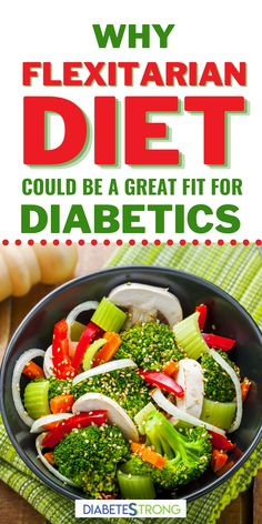 What is a Flexitarian Diet is? Why could flexitarian diet be the ideal diabetes diet plan for diabetics who haven't found their ideal diet plan? We will also look at how to adjust it for diabetes management, and give tips for long-term success. #flexitariandiet #diabetesdietplan #diabetes #diabetesmealplanning #dietandnutrition #diabetesstrong #diabeticdiet Whole Food Recipes, Dinner Recipes, Cooking Recipes, Healthy Recipes, Easy Family Meals, Family Recipes, Diabetic Meal Plan, Diabetes Diet, Diabetes Management
