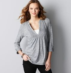 From Ann Taylor Loft, but not available in my size :(