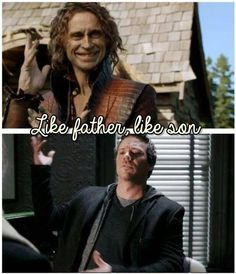 Once Upon a Time - Rumple and Bae