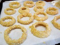 Oven-Fried Onion Rings, Take II