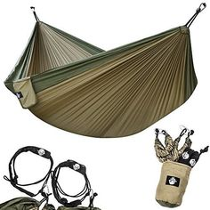 Hiking Hammock, Backpacking Hammock, Backpacking Gear, Camping And Hiking, Tent Camping, Camping Gear, Camping Items, Outdoor Camping, Hiking Gear