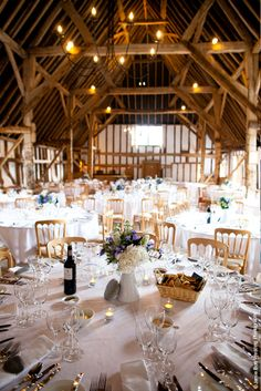 Clock Barn - Wedding Venue in Hampshire #weddingvenue #hampshirewedding #barnwedding