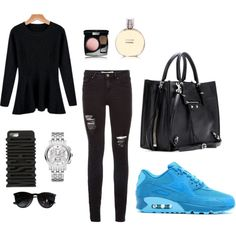 """""""airmax"""" by madzia6 on Polyvore"""
