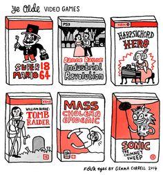 ye olde video games | Flickr - Photo Sharing!