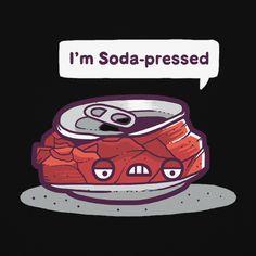 Randy Otter Soda Pressed Indie Tees