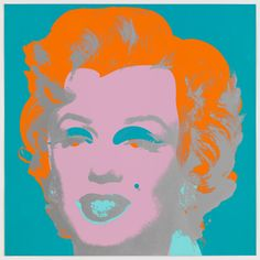 Andy Warhol. Untitled from Marilyn Monroe (Marilyn). 1967