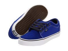 Looking for Blue Suede Shoes? Try Vans Chukka Low