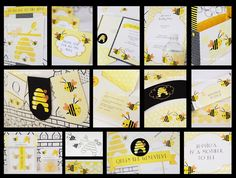 Printable Bee Party Kit